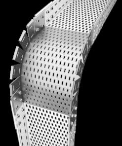 90º Channel Convex H35