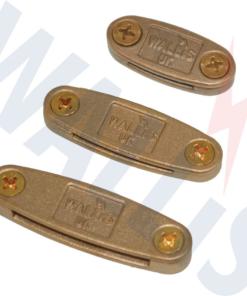 AN Wallis Metallic DC Clips