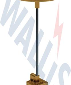 AN Wallis Stainless Steel Strike Pad Set